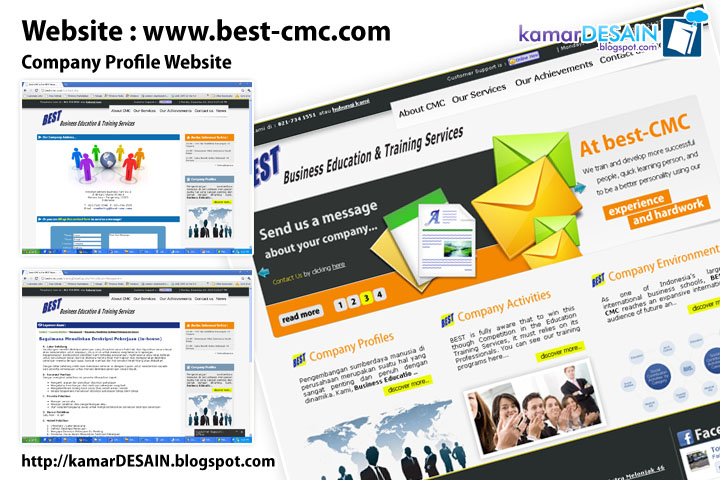 Click to view live site!